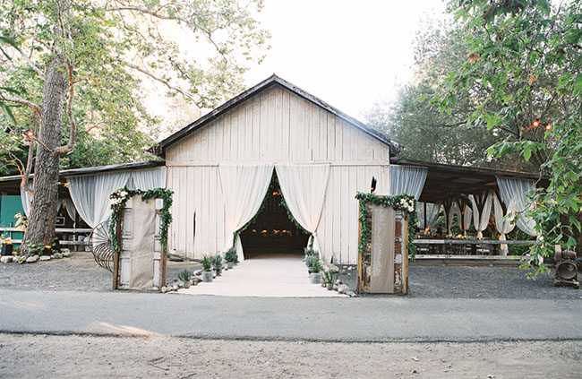 dos pueblos ranch wedding