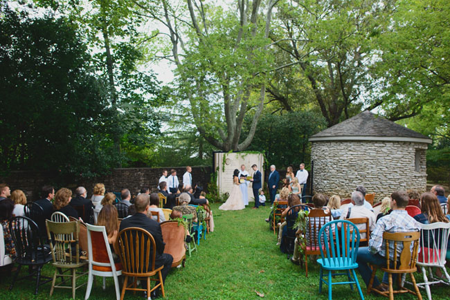 fairytale ceremony