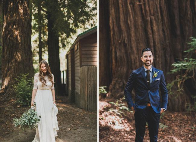 blue suit groom