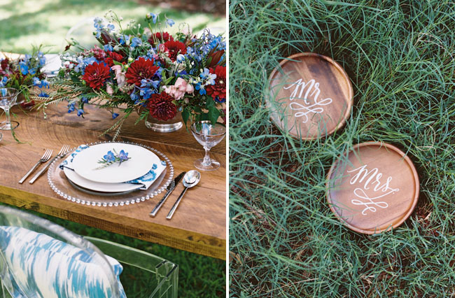 mr and mrs wooden bowls
