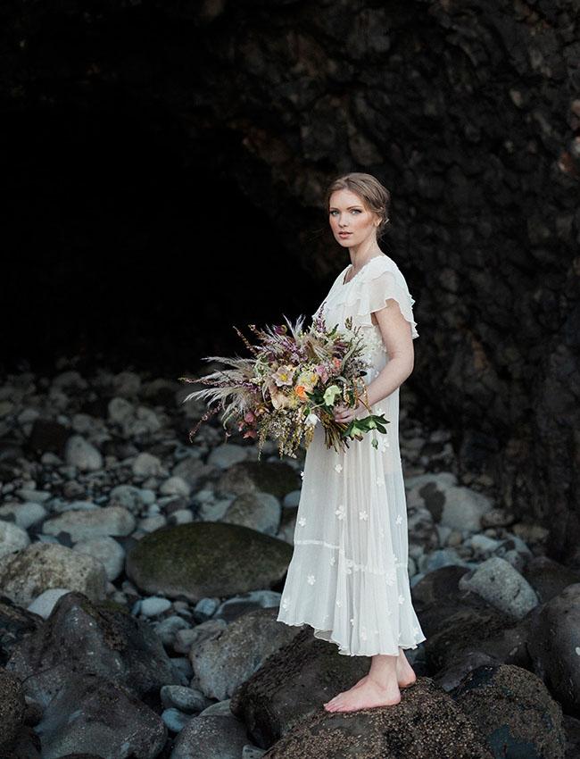 Kelsey Genna wedding dress