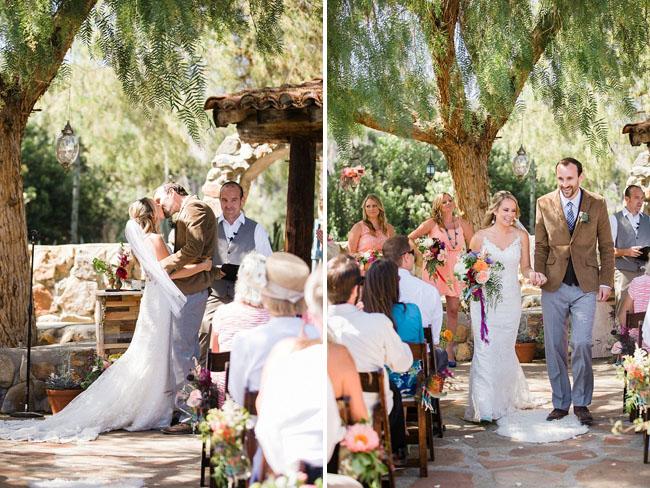 Leo Carrillo Ranch wedding