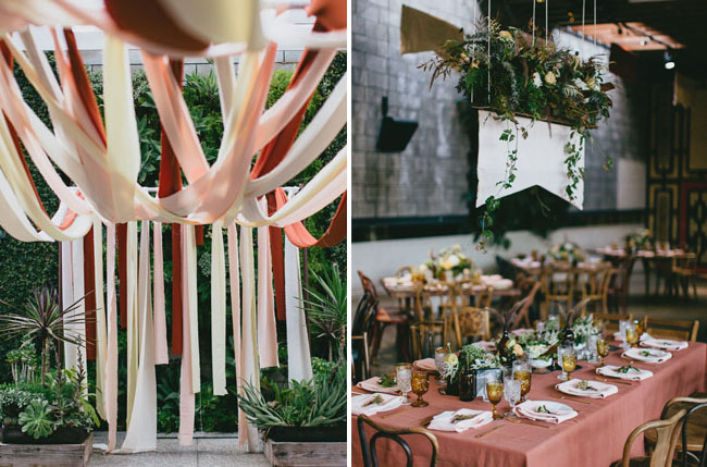 Our Favorite Wedding Decor Details From 2014 Green Wedding Shoes