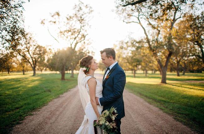 Texas Ranch wedding