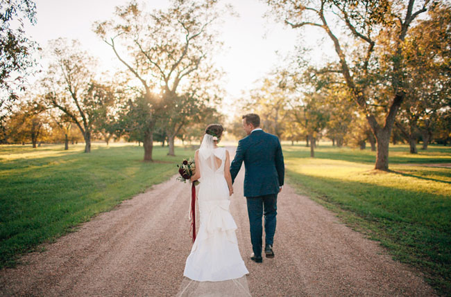 Texas Ranch wedding
