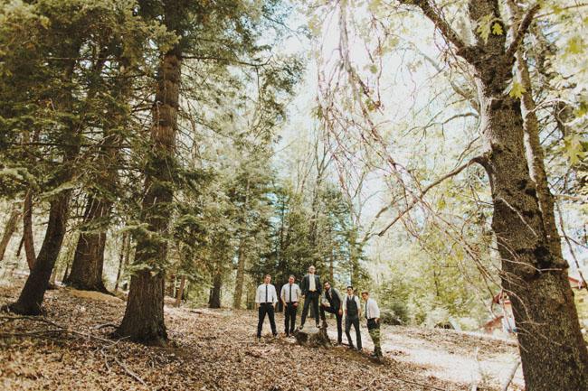 woodland groosmen