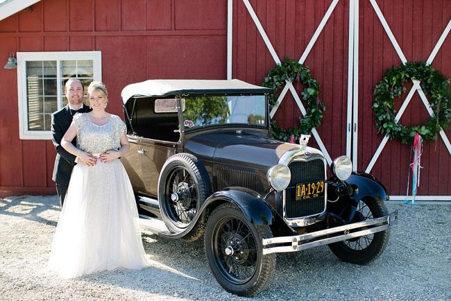 Model T car
