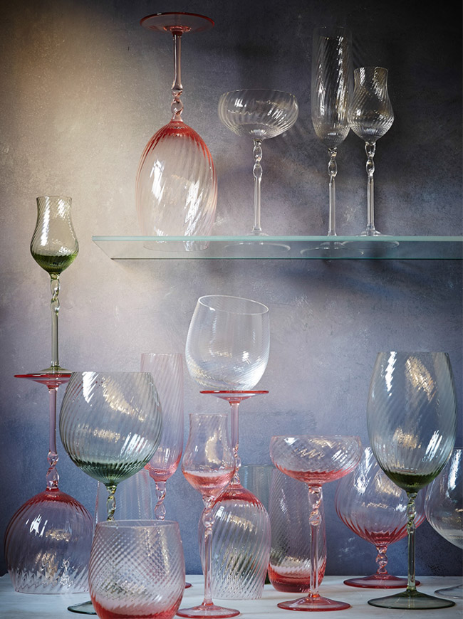 Anthropologie Registry Glasses