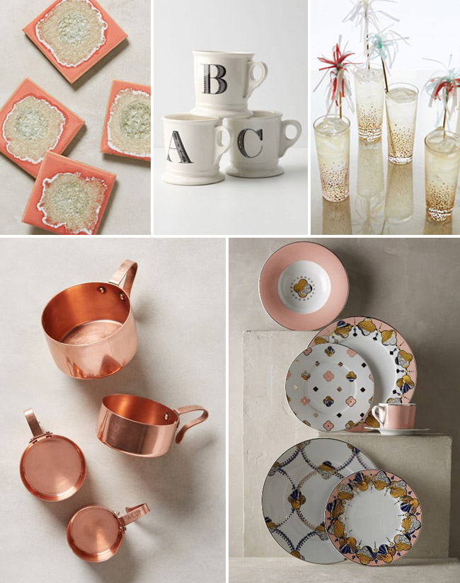 Anthropologie Registry kitchen