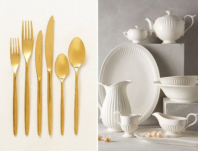 Anthropologie Registry Flatware