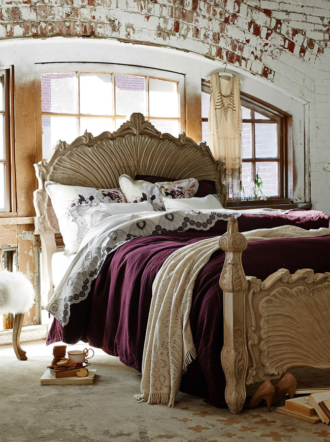 Anthropologie Registry Bedroom