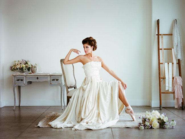 Ballet inspiration shoot
