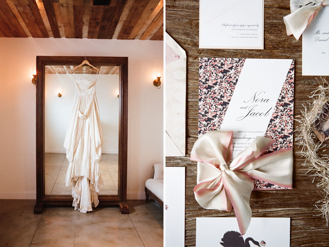 ballet invitation suite