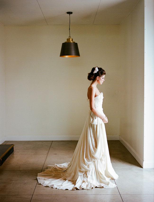 Lindee Daniel wedding dress