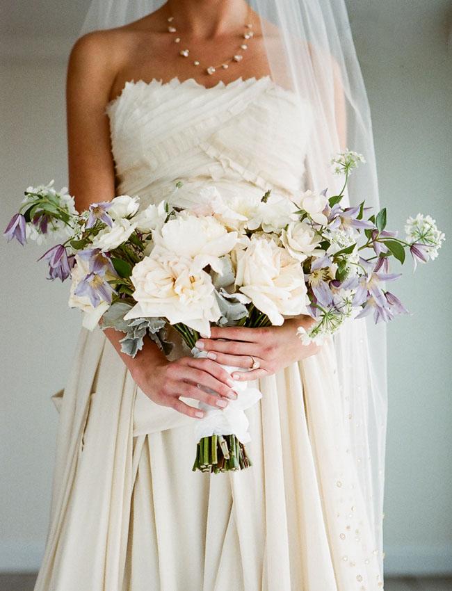soft romantic bouquet