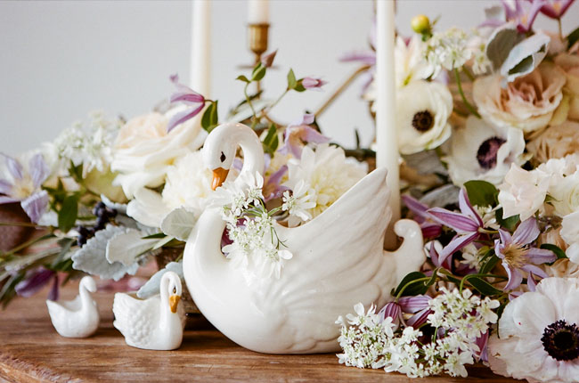 swan table details