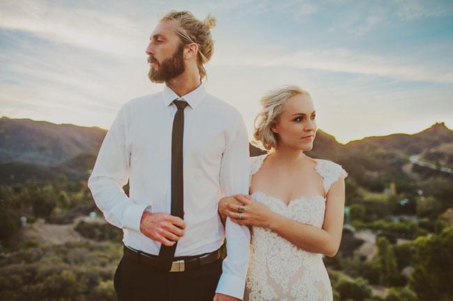 boho gypset wedding inspiration