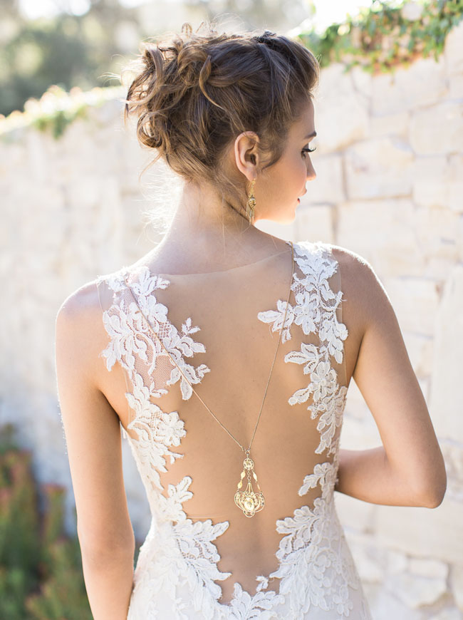 Haute Bride wedding dress