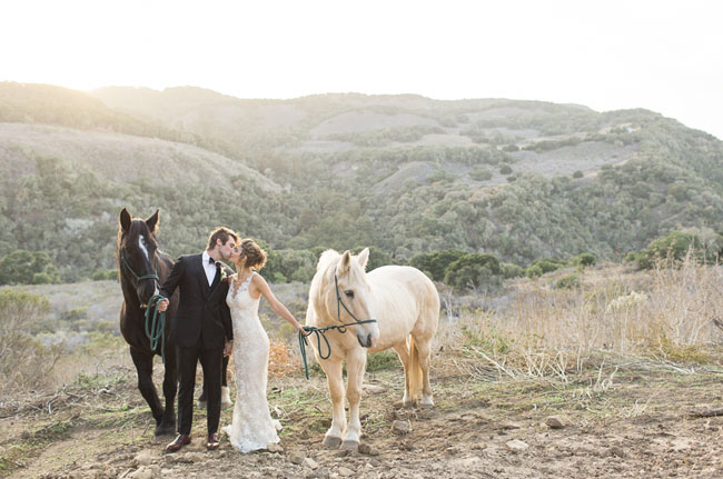 Carmel Valley Ranch horses