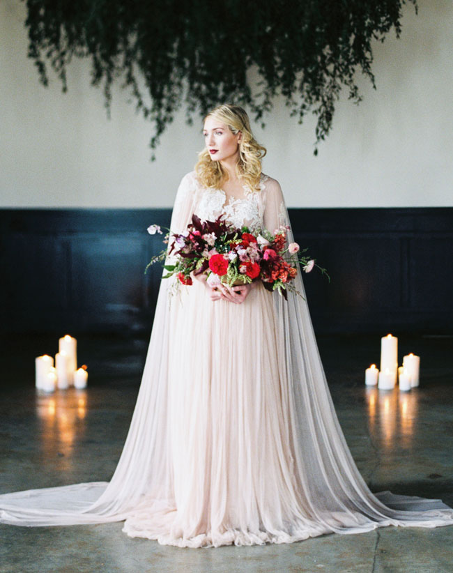 Ethereal Valentine S Day Wedding Inspiration Green Wedding Shoes