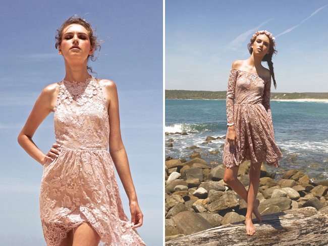 Bohemian Bridesmaid Dresses from For the Love of Grace | Green ...