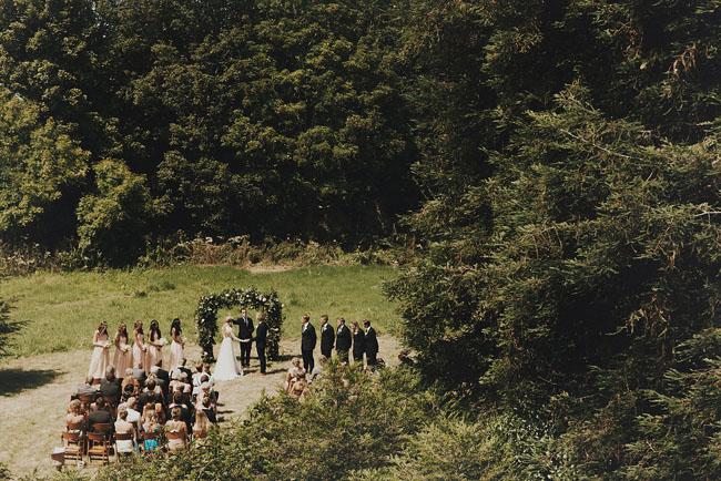 French ceremony