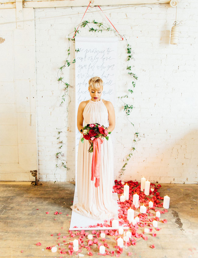 Valentines backdrop inspiration