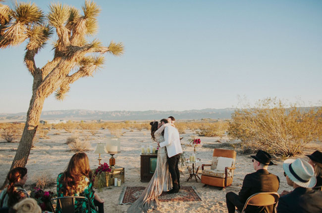 Joshua Tree Vow Renewal