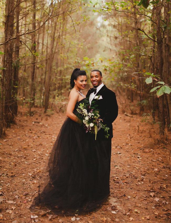 Wedding Styled Shoot, Halloween Styled Shoot