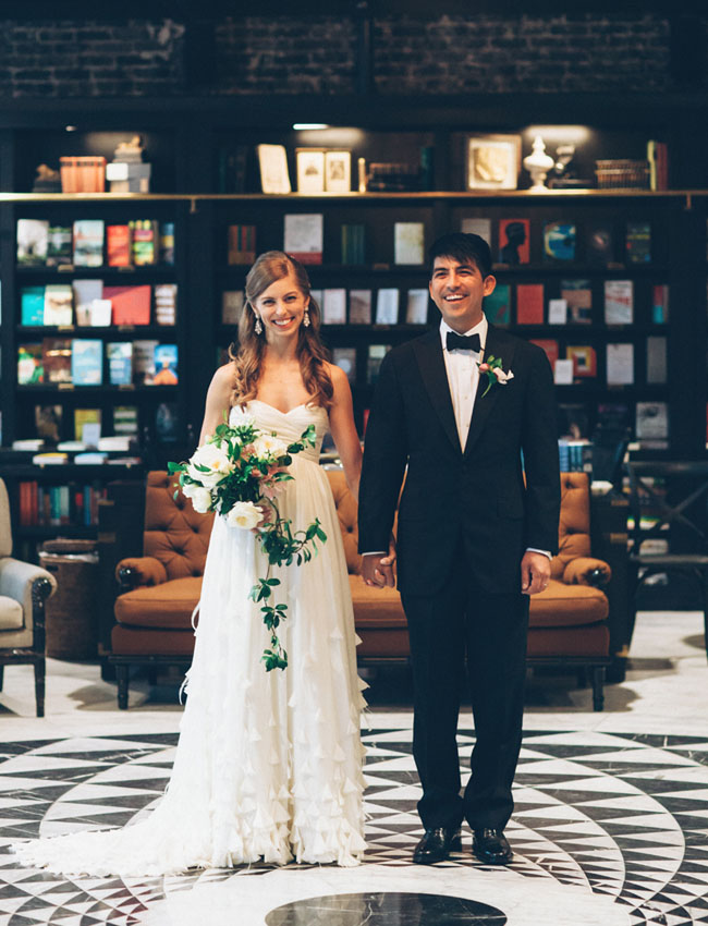 Oxford Exchange Wedding