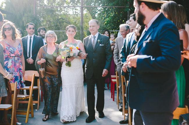 Elysian LA wedding