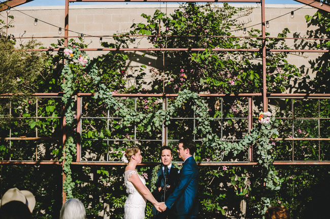 Elysian LA wedding