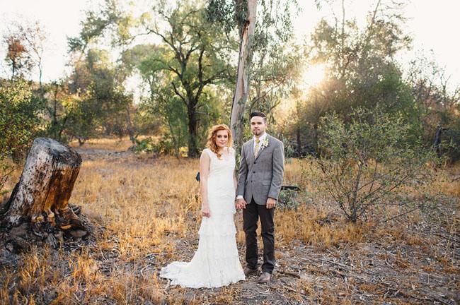 Nature Center wedding