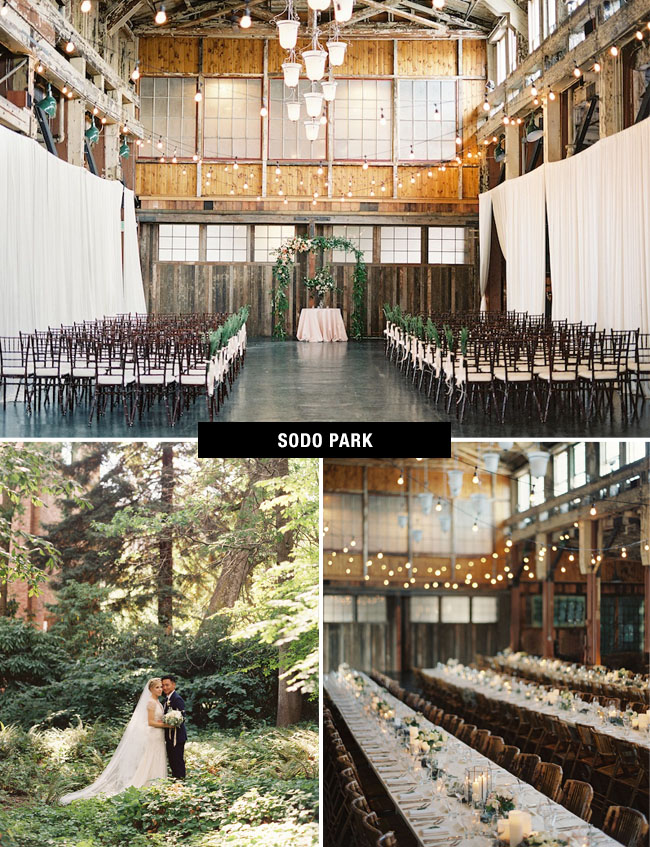 sodo park wedding venue