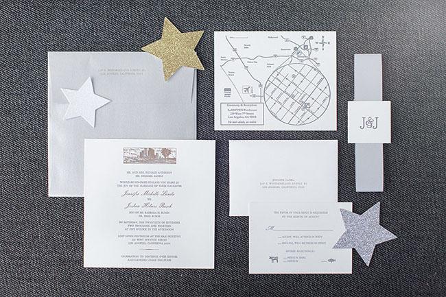 Star Wars Inspired Wedding Jennifer Joshua Green Wedding