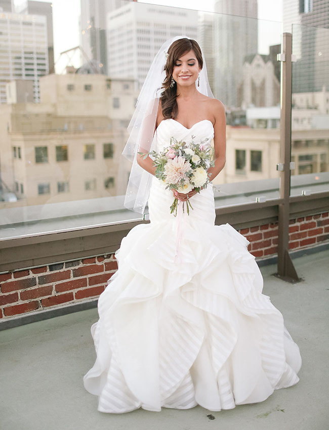 Hayley Paige wedding dress