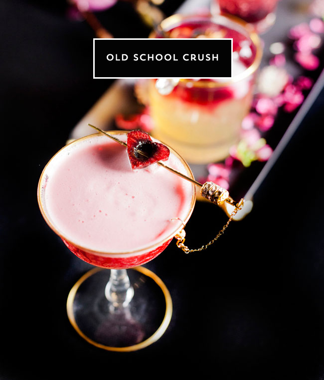 old school cocktail