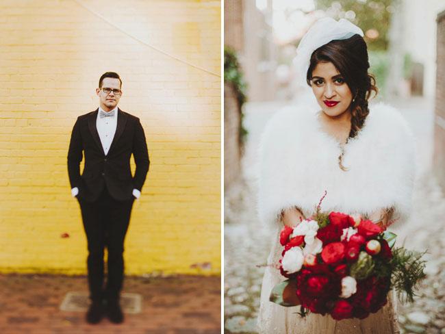 Sarah and tara wedding