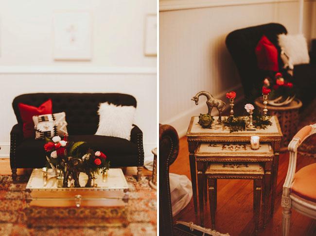 vintage valentines lounge