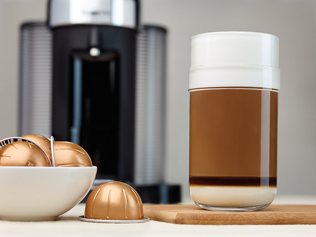 Coffee by Nespresso