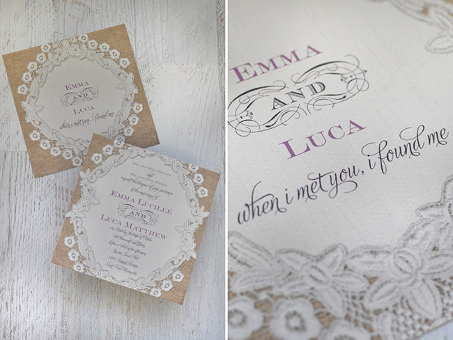 boho wedding invites by invitations by dawn | green wedding shoes, Wedding invitations