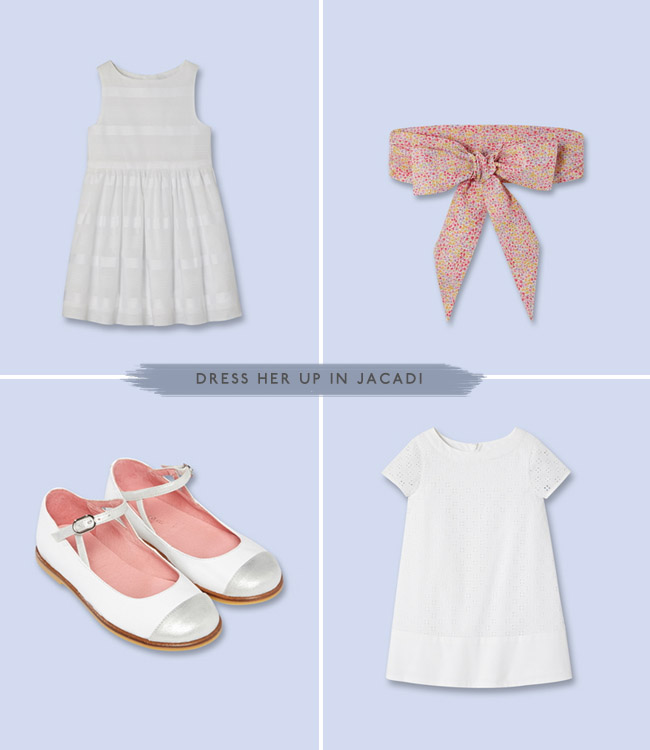 Flower Girl Looks from Jacadi