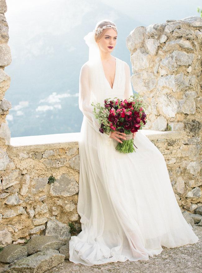Amalfi Coast Bridal