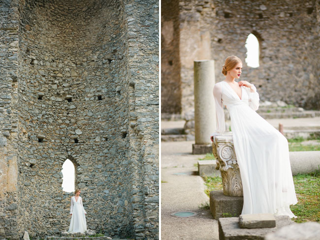 Amalfi Coast Bridal