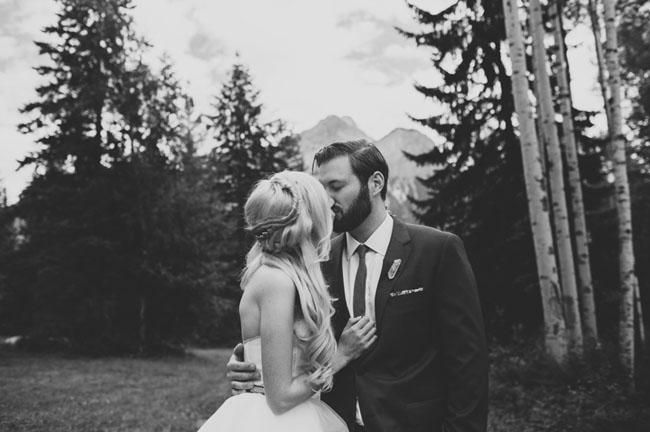 Canada wedding first look