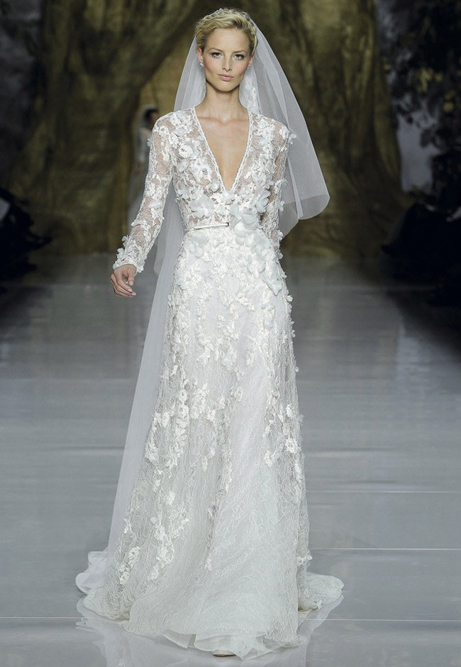 Barcelona Bridal Week - pronovias Dress