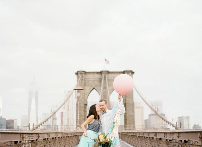 Brooklyn Bridge Anniversary