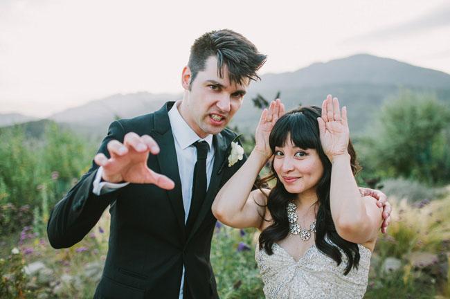 Ojai Cat Themed Wedding