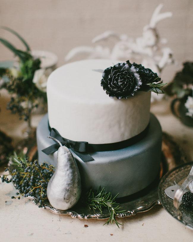 ocean inspired cake