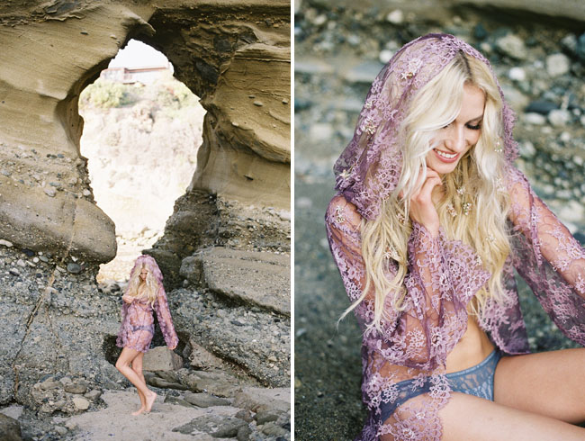emily rose riggs lace robe
